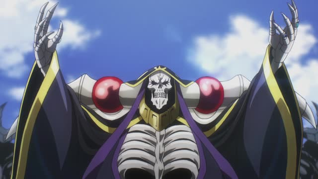 Overlord Episode 12