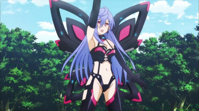 Hyperdimension Neptunia Episode 9