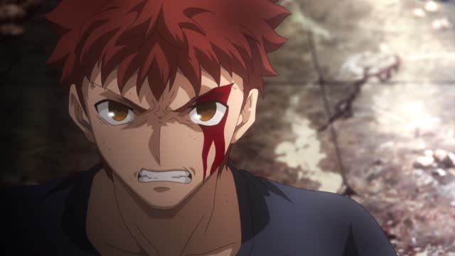 Fate/stay night: Unlimited Blade Works (OmU/Dt.) Episode 21