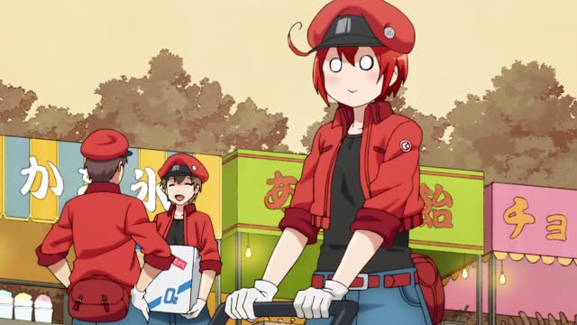 Cells at Work! Episode 8