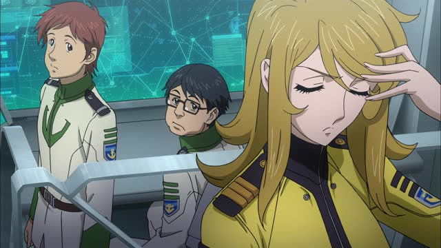 Star Blazers 2199 Episode 4