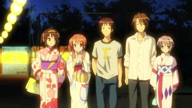 The Melancholy of Haruhi Suzumiya Episode 17