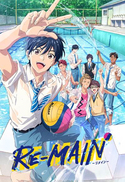 Infos - RE-MAIN - Anime streaming in English sub, in HD and legally on  Wakanim.tv