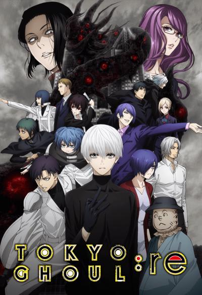 Tokyo Ghoul Re Episode 14 Vostfr