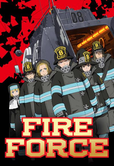 FIRE FORCE Season 2 - Cour 1 (dub) - Wakanim.TV