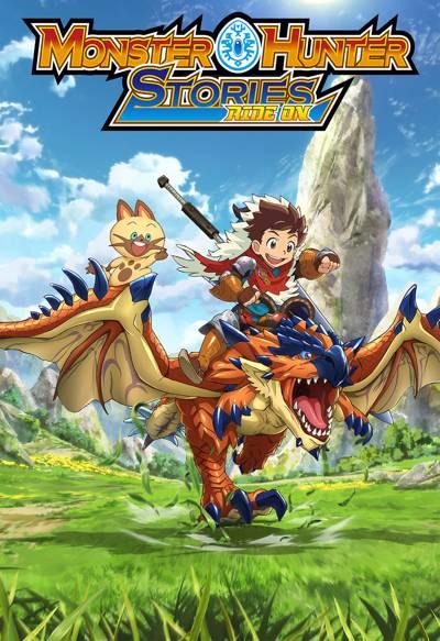 Infos Monster Hunter Stories Ride On